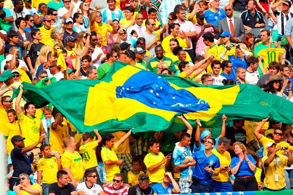 seleçao brasileira