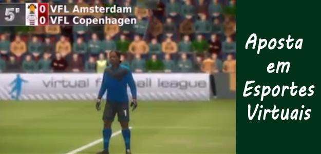 Aposta em esportes virtuais