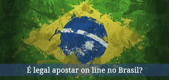 Apostar em esportes no Brasil é legal