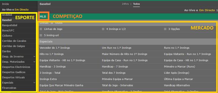 Esporte Bet365