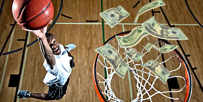 Apostando no basquete