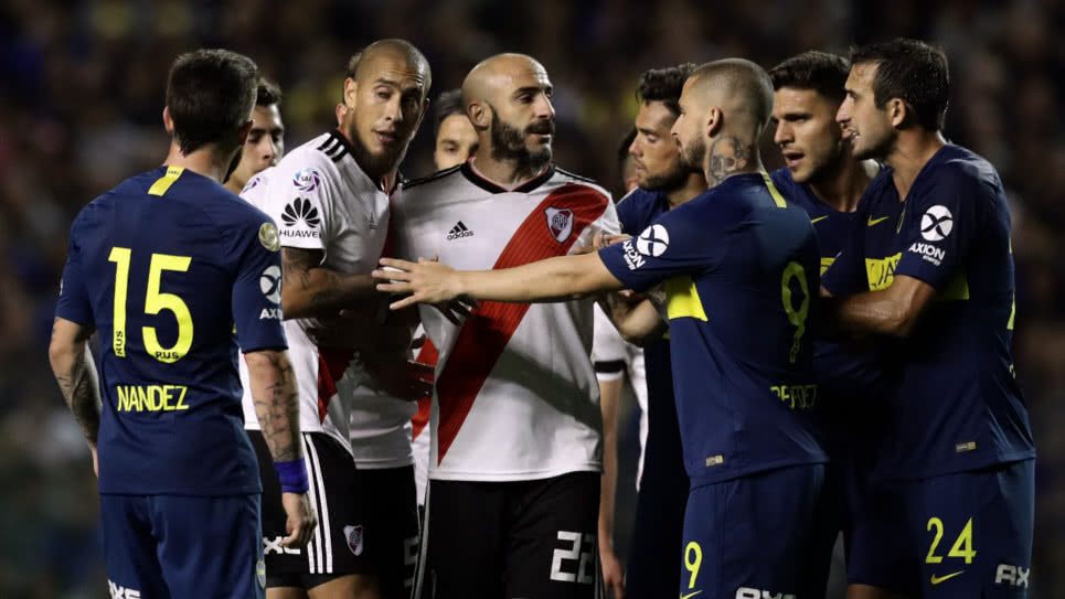 Final Copa Libertadores Apostas