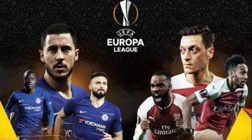 Europa League 2018/2019 Final Preview