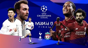 Champions League 2018/2019 Final Preview