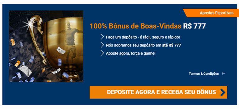 Bônus Rivalo Brasil